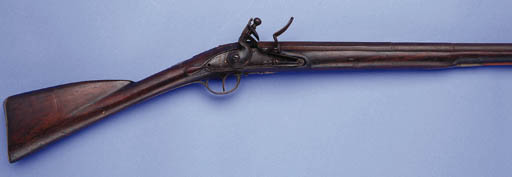 A ENGLISH FLINTLOCK FOWLING PI