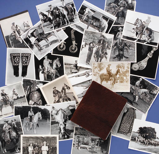A SELECTION OF PHOTOGRAPHS PER