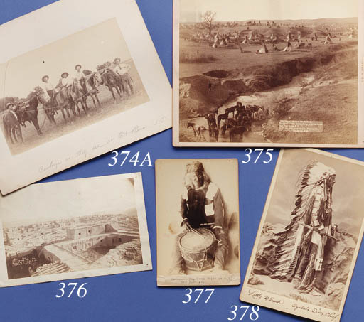 A SELECTION OF PHOTOGRAPHS