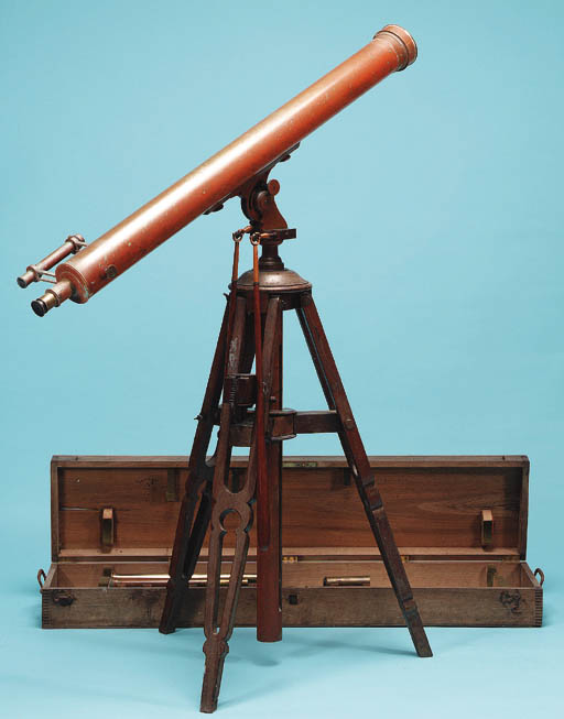 A Large Tripod Telescope