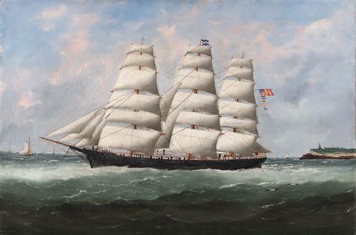 Edouard Charles Victor Adam th