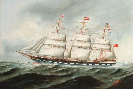 W.S. Alfred (British, 19th Cen