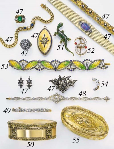 A GROUP OF ASSORTED JEWELRY