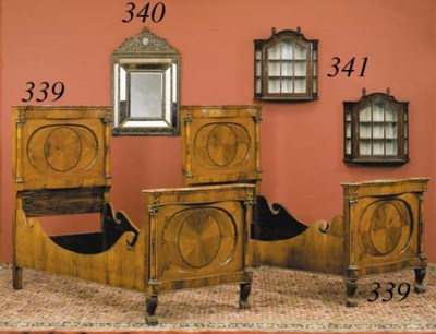 A PAIR OF DUTCH BAROQUE STYLE