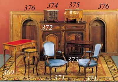 A FRENCH PROVINCIAL STYLE STAI