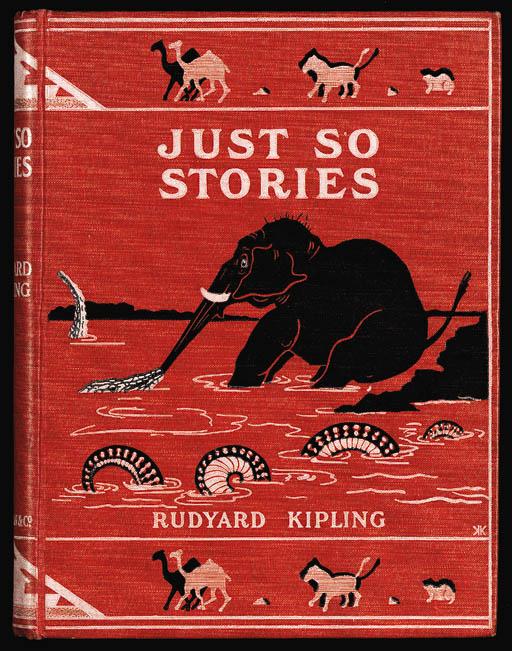 KIPLING, Rudyard. Just So Stor