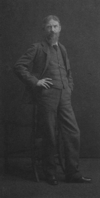 FREDERICK H. EVANS (1853-1943)