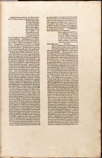 BALBUS, Johannes (d. 1298). Ca