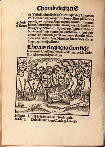 LOCHER, Jacobus (1471-1528). P