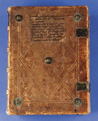 AURBACH, Johannes de (fl. 15th