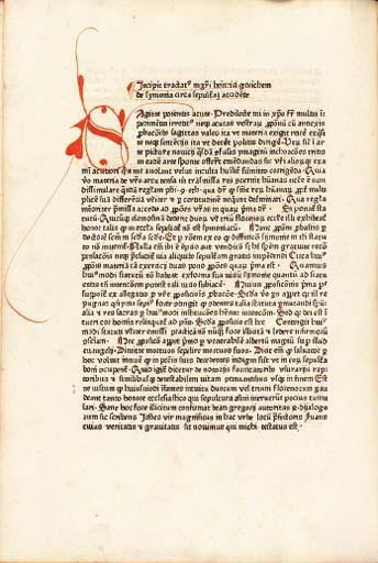 HENRICUS DE GORICHEN (d. 1431)