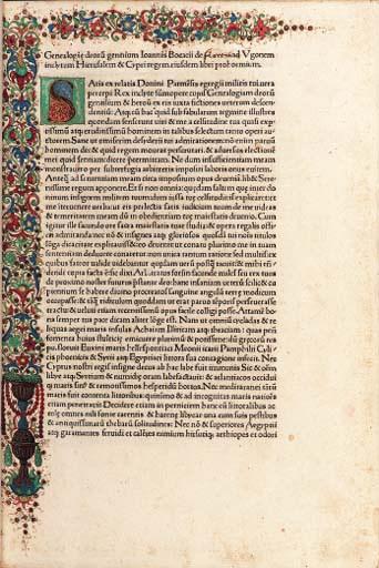 BOCCACCIO, Giovanni (1313-1375
