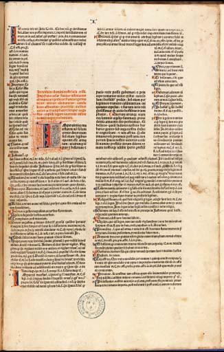 JUSTINIANUS (ca. 482-565). Ins