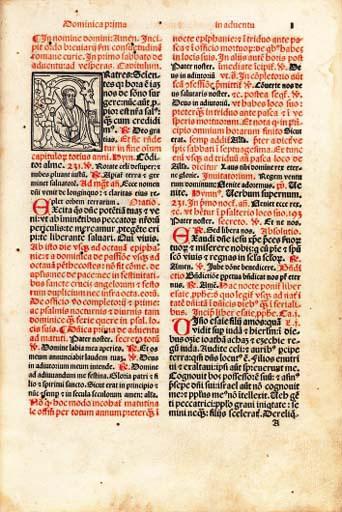 Breviarium Romanum. Franciscan