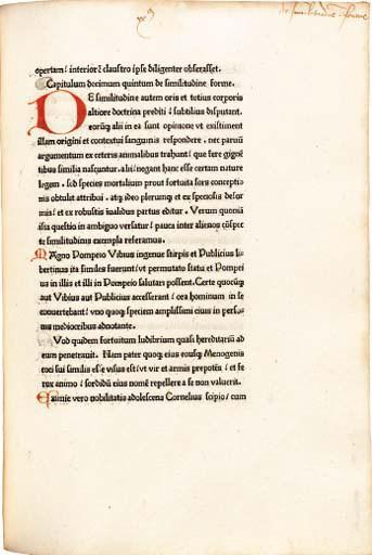 VALERIUS MAXIMUS, Gaius (1st c