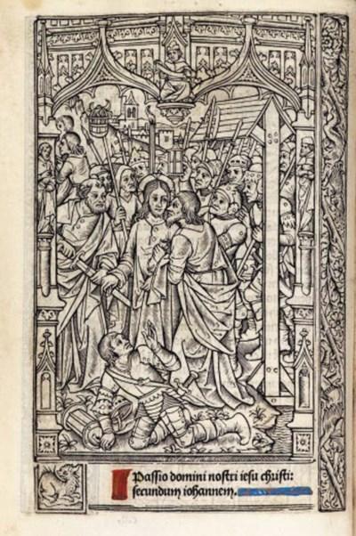 HORAE, use of Salisbury (Latin