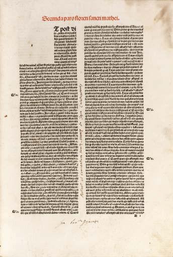 TOSTADO, Alphonsus, de Madriga