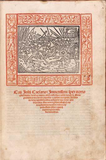 CAESAR, Caius Julius (100-44 B