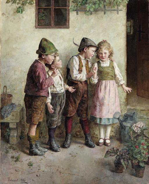 Edmund Adler (German, 1871-195