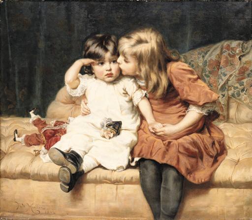 Frederick Morgan (English, 185