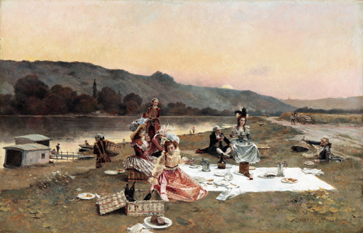 Franois Flameng (French, 1856-