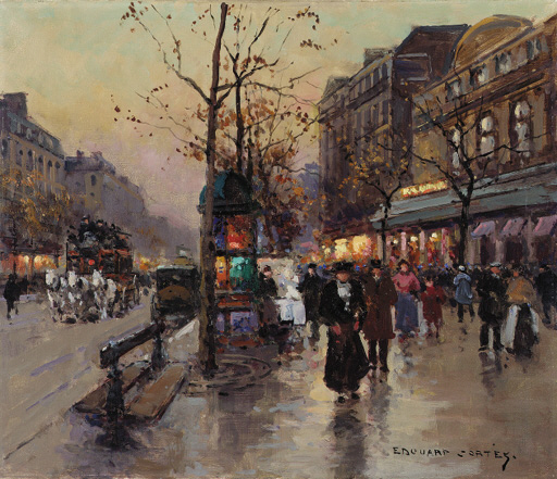 Edouard Cortes (French, 1882-1