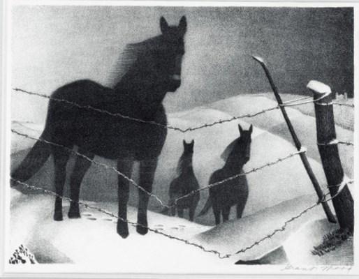 GRANT WOOD (1892-1942)