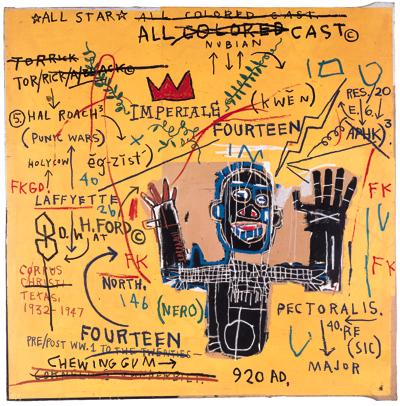 basquiat 1996 cast