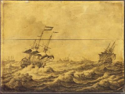 Adriaen van Salm (active Delft