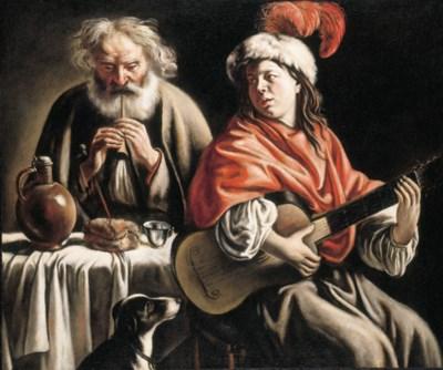 Matthieu Le Nain (Laon 1607-16