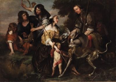 Jacob van Oost (Bruges 1601-16