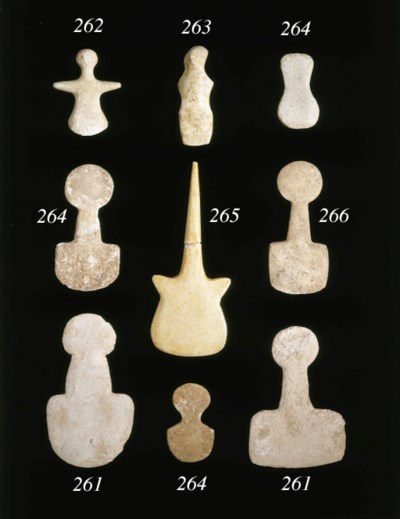 A CYCLADIC MARBLE SCHEMATIC ID