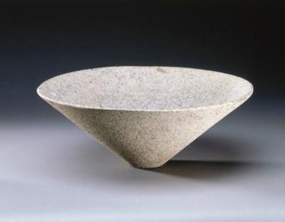 A MESOPOTAMIAN STONE BOWL