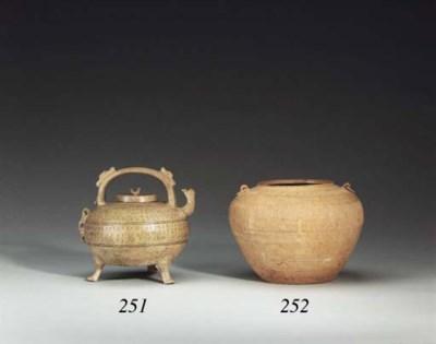 A Proto-Porcelain Jar