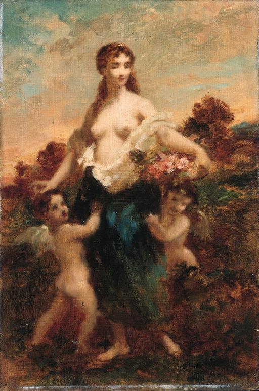 Narcisse-Virgile Diaz de la Pe