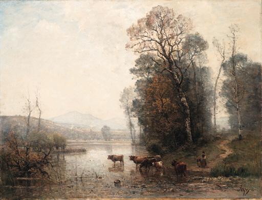 Louis-Aimé Japy (French, 1840-