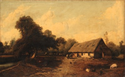 Jules Dupré (French, 1811-1889