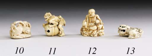 An Ivory Netsuke**