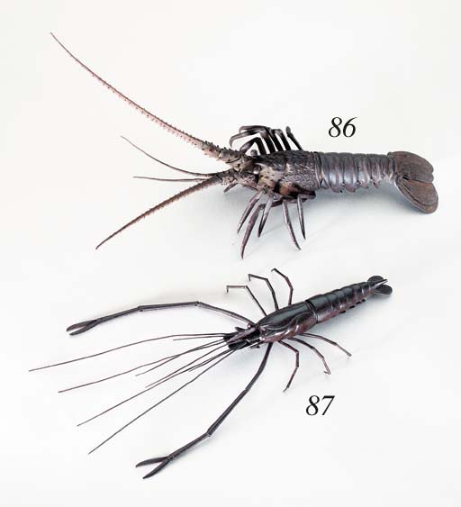 An Articulated Iron Lobster
