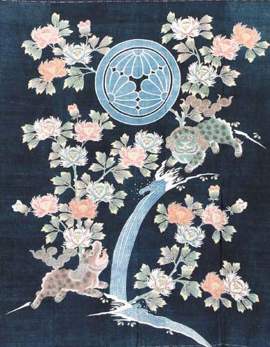 A Cotton Bedding Cover (Futonj
