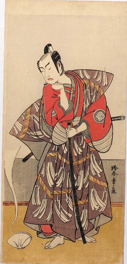 Katsukawa Shunsho (1725-1792)