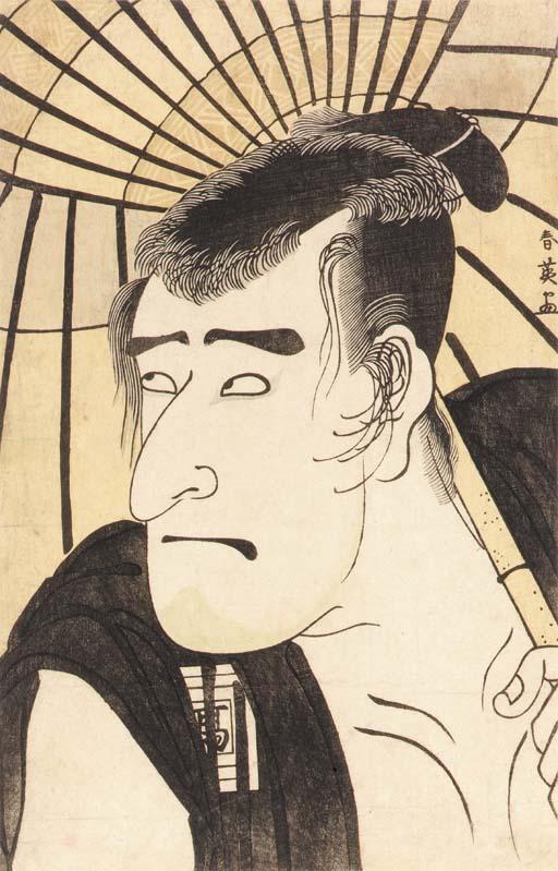 Katsukawa Shun'ei (ca. 1762-18