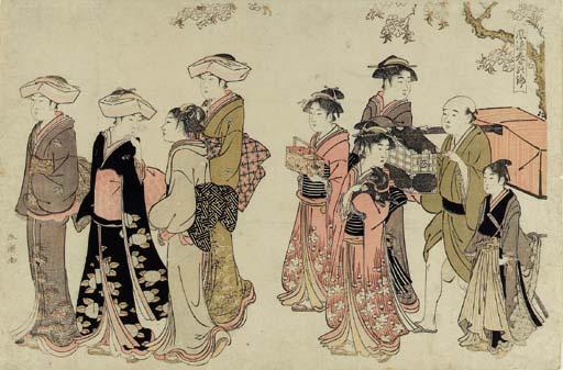 Katsukawa Shuncho (act. late 1