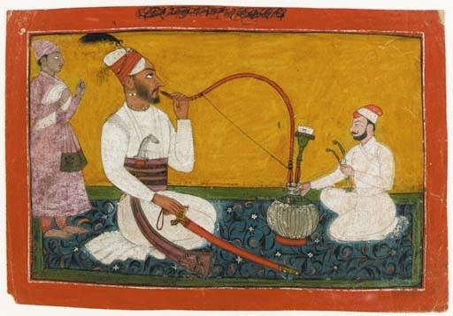 A Mughal Officer, Agman Khan S