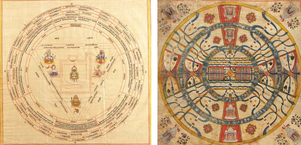 A Cosmological Diagram of the