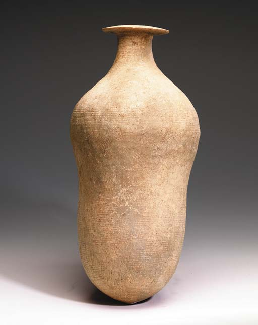 An Unusual Neolithic Red Potte