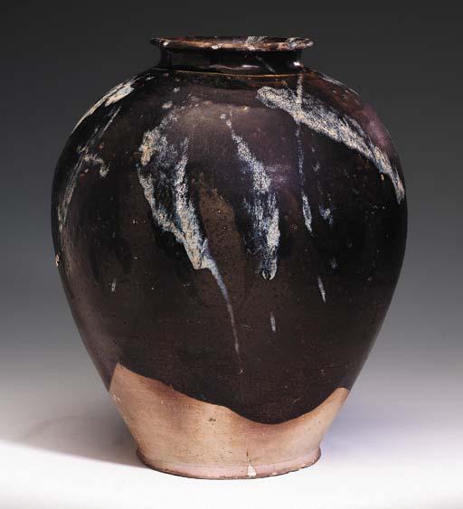 A Large Phosphatic-Glazed Ston