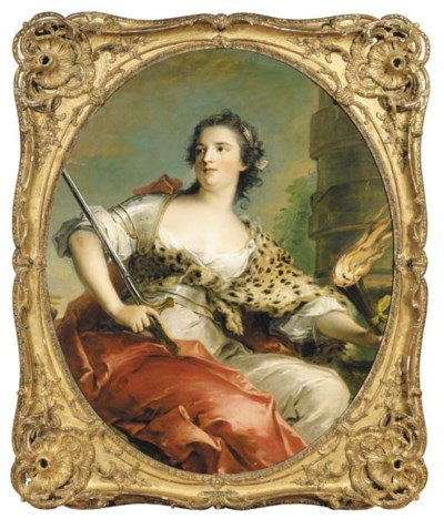 JEAN-MARC NATTIER (Paris 1685-