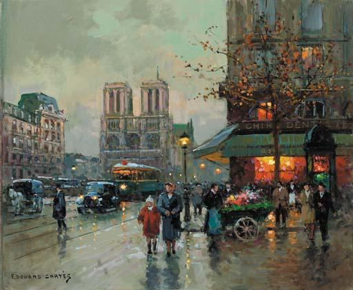 Edouard Cortes (French, 1882-1969)
