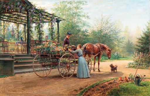Edward Lamson Henry (1841-1919